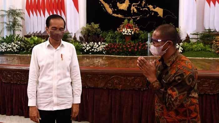 Gara-gara Suroto Peternak Blitar Protes Jokowi Diundang ke Istana Kini Harga Jagung Rp 4.500 Per Kg