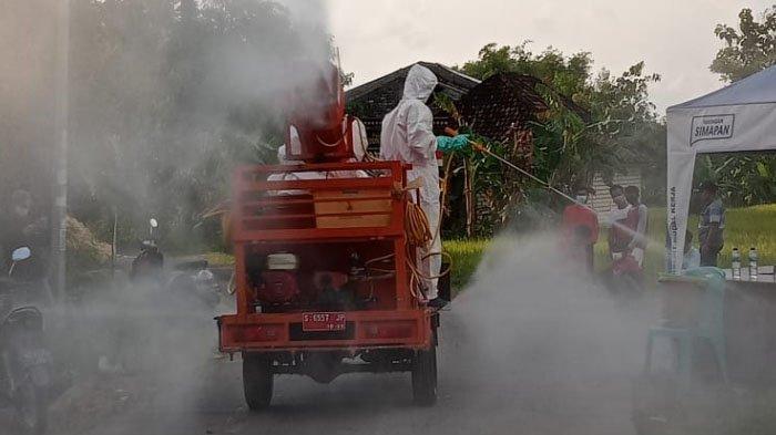 Langkah Dinkes Lamongan, Gandeng Unair untuk Cegah Penyebaran Covid -19 di Desa Sidodowo