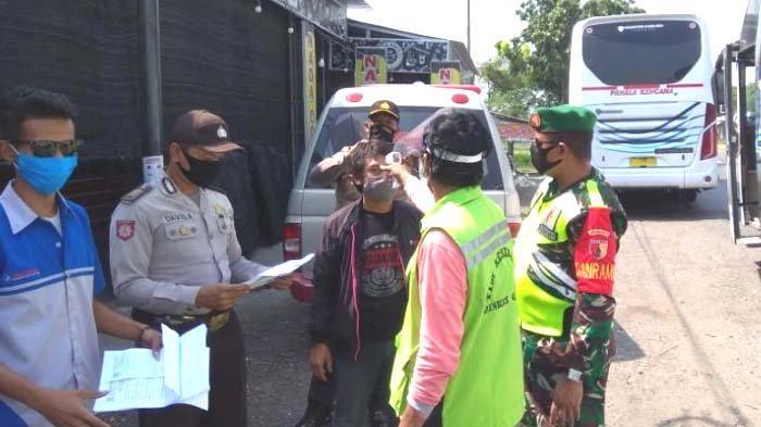 Jumlah Pasien Positif Covid-19 di Gresik Didominasi Kecamatan Perbatasan dengan Surabaya