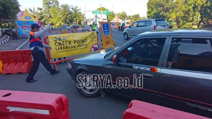BREAKING NEWS - Penyekatan Masuk Surabaya Diperpanjang hingga 24 Mei, Petugas Lebih Selektif