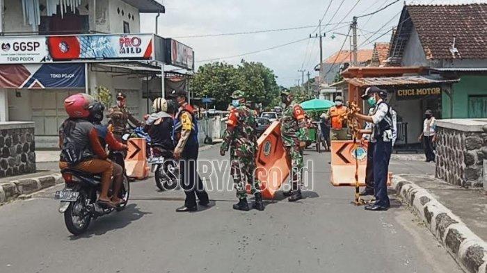 Masa PPKM Mikro di Kabupaten Kediri Diperpanjang Hingga Tanggal 31 Mei 2021
