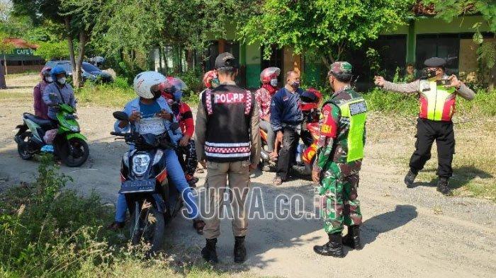 Berlaku Penyekatan Arus Balik di Perbatasan Jatim-Jateng, Selama 6 Jam 25 Kendaraan Putar Balik