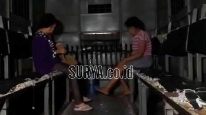 Asyik Layani Tamu, Begini Reaksi PSK di Kabupaten Tuban saat Kepergok Petugas