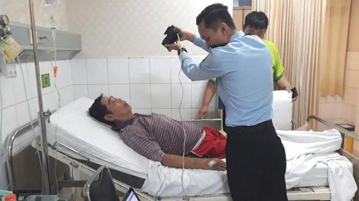 Petugas Imigrasi kini Bisa Layani Pembuatan Paspor di Rumah Sakit