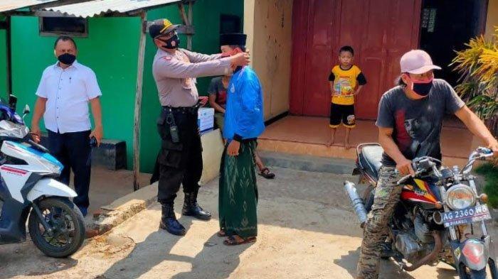 Tegakkan Protokol Kesehatan Covid-19, Polisi Nganjuk Intensif Gelar Operasi Yustisi
