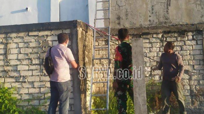 Pria Tuban Tewas Tersengat Listrik saat Mengecat Tembok Pabrik Es