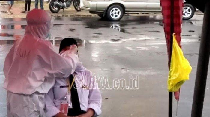 Ikuti Latsar, CPNS Kabupaten Tulungagung Reaktif Rapid Test Antigen Menjadi 46 Orang
