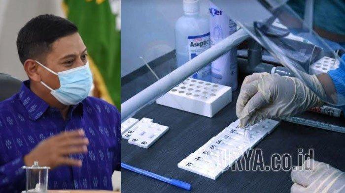 Vaksinasi dan Swab Antigen Gratis Bagi Pelamar Calon ASN 2021 Kota Kediri
