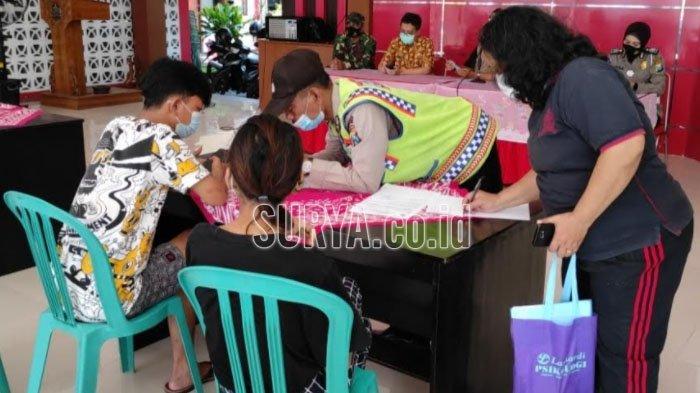 Razia Tempat Kos Kota Blitar, Petugas Jaring 22 Pasangan, Ada 4 Berusia di Bawah Umur