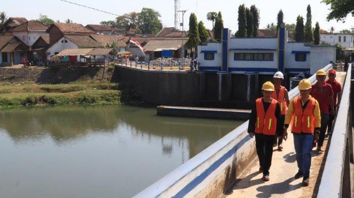 Musim Hujan, Pemkab Banyuwangi Intensif Pantau Pintu Air dan Normalisasi Sungai