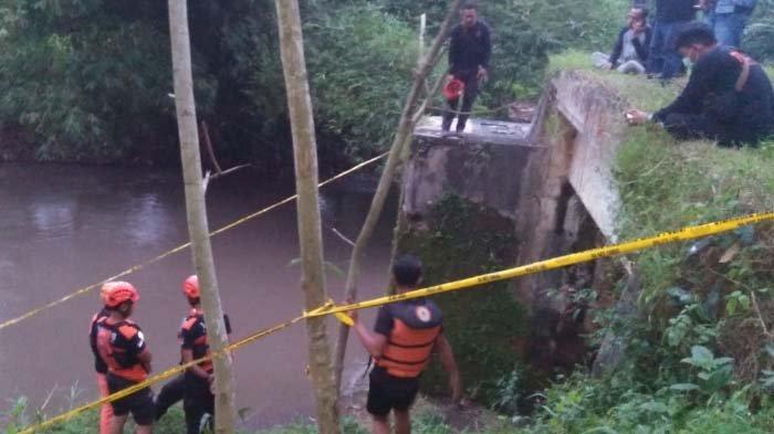 Alasan Pencarian Bocah 8 Tahun yang Tenggelam di Sungai Bondoyudho Lumajang Dihentikan