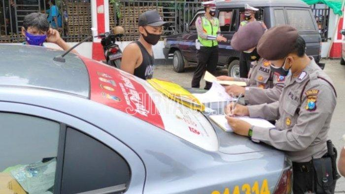 Di Kota Blitar, Warga Bandel Tak Pakai Masker Bisa Dikenai Sanksi Tipiring