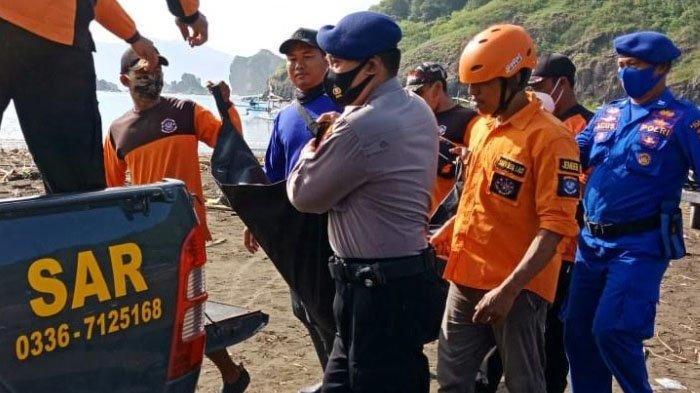 Bocah 9 Tahun yang Tergulung Ombak Pantai Seruni Payangan Jember Ditemukan Meninggal