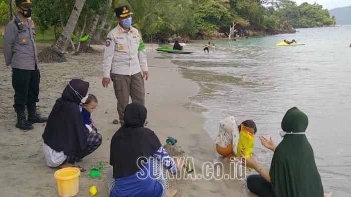Wisata Pantai di Kabupaten Trenggalek Bergeliat saat Libur Lebaran 2021
