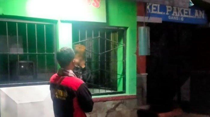 Pemuda Masuk Halaman Rumah Warga saat Tengah Malam, Satpol PP Kota Kediri Langsung Bereaksi