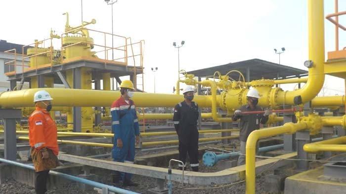 Sinargi Pertamina EP Asset 4 Cepu Field dengan PGN untuk Jaga Kontinuitas Penyaluran Gas