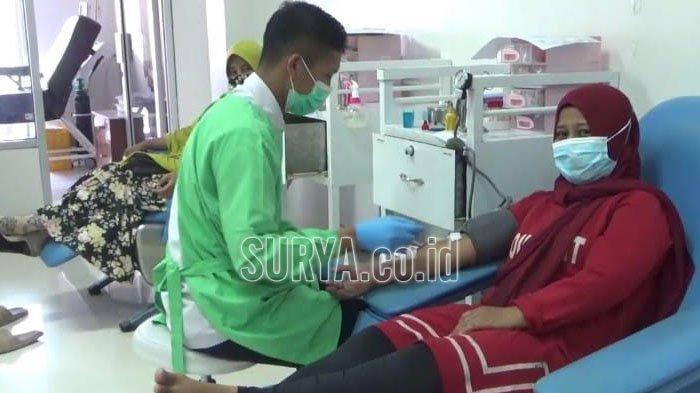 PMI Lumajang Kehabisan Stok Darah, Lakukan Jemput Bola untuk Tarik Minat Pendonor