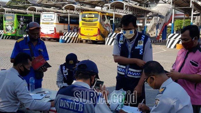 Sebulan Beroperasi Kembali, Kondisi Terminal Purabaya Masih Sepi Penumpang
