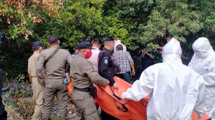 Ciri-ciri Mayat Tanpa Identitas Ditemukan Warga di Dekat Pergudangan Greges Surabaya