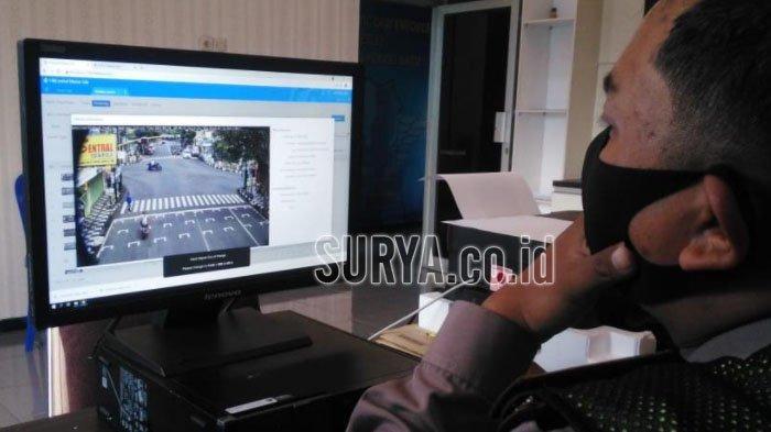6.779 Pelanggar Lalu Lintas di Kota Batu Terekam CCTV, Paling Banyak Terobos Lampu Merah