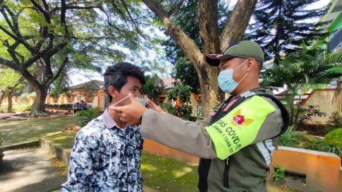 Satgas Covid 19 Kota Kediri Masih Temukan Pelanggaran Protokol Kesehatan di Hari Pertama Puasa