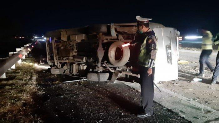 KRONOLOGI Kecelakaan di Tol Cipali Jawa Barat yang Renggut 8 Orang Tewas