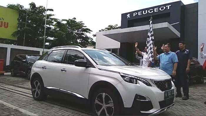 Peugeot Allure Plus Series 5 Tahun hanya Beli Bensin, Jasa Service dan Spare Part Free