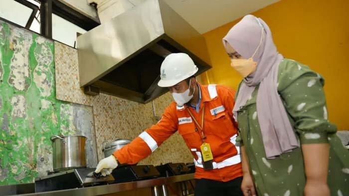 PGN Tingkatkan Layanan dalam Upaya Penyediaan Gas untuk Rumah Tangga