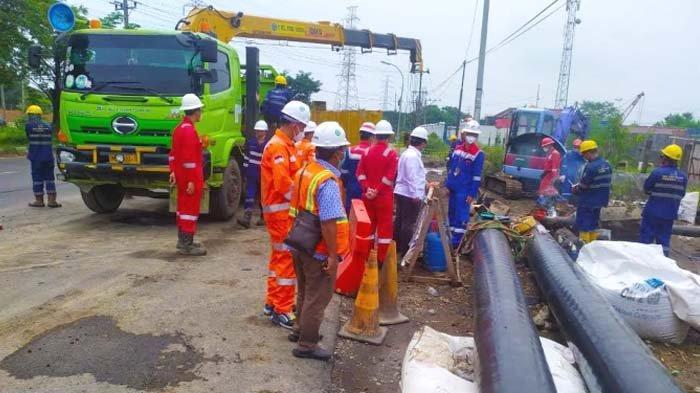PGN Tuntaskan Proyek Interkoneksi Pipa Gresem - Kalija untuk Penuhi Kebutuhan Gas Bumi di Jateng