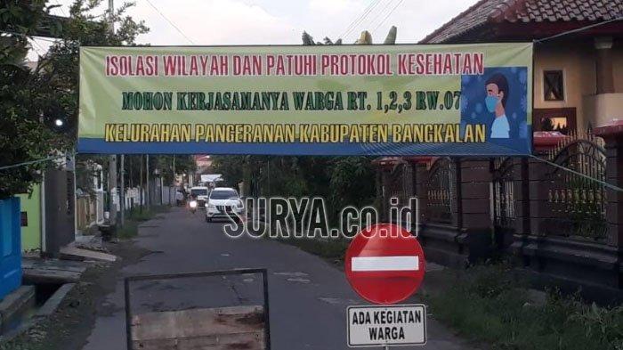 Kasus Covid-19 di Kabupaten Bangkalan, Tercatat 46 Warga Meninggal Sejak Lebaran