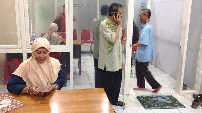 Ruang Khusus Pijat di Gedung Siola Surabaya Berdayakan Disabilitas