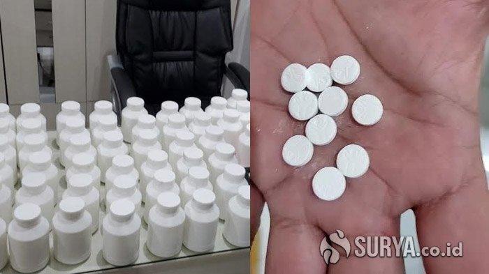 Pil Ini Efeknya Lebih Bahaya dari Pil Koplo, Pengedar Sasar Para Pelajar di Surabaya dan Sidoarjo