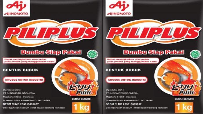 Piliplus, Produk Baru Ajinomoto untuk Peningkat Rasa Pedas bagi Industri