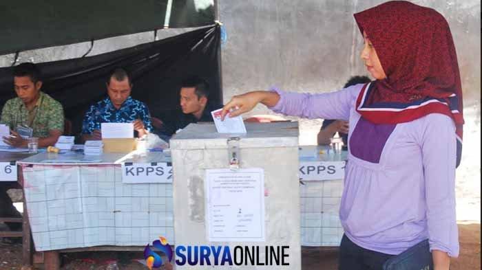 Pemungutan Suara Ulang di Sampang: TPS 8 Bunten Barat hanya Dihadiri 5 Orang dari DPT 735