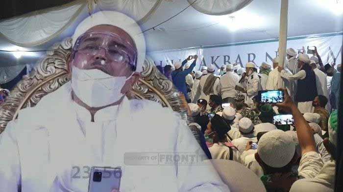 Alasan Sebenarnya Polisi Tetapkan Habib Rizieq Tersangka Menyebarkan Berita Bohong