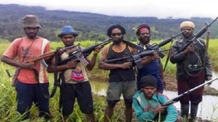 Aksi KKB Papua Bakar BTS Telkomsel Bikin Warga Susah, OPM Ngotot Tak Mau Terima Fasilitas Pemerintah