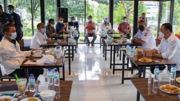 Unesa – Pemkot Surabaya Jajaki Pendirian Fakultas Kedokteran Olahraga