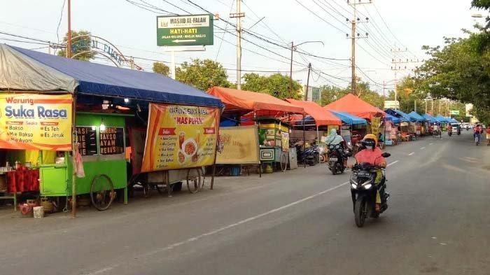 Sejumlah PKL Jl Dirgahayu Pamekasan Mengaku Resah terkait Pemkab bakal Lakukan Relokasi