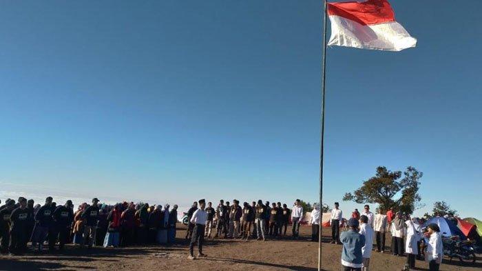 Lirik Lagu Berkibarlah Bendera Negeriku:Daku Ingin Jiwa Raga Ini Selaraskan Keanggunan