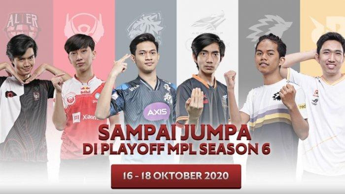 Playoff MPL Season 6