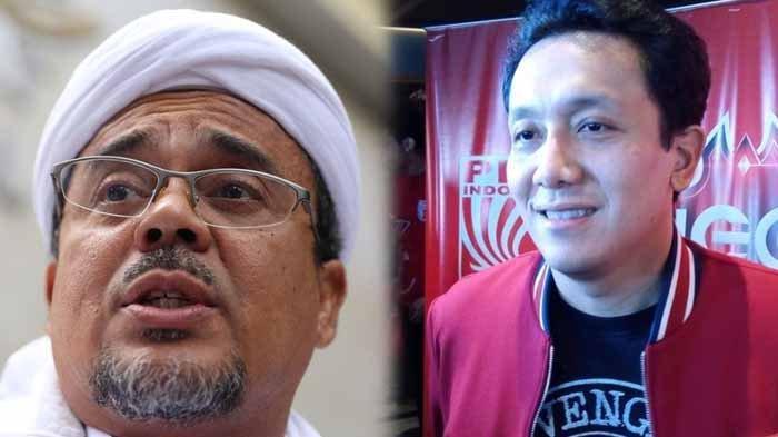 Reaksi Santuy Diaz Hendropriyono Adik Ipar Jenderal Andika Perkasa Dituding Rizieq Shihab