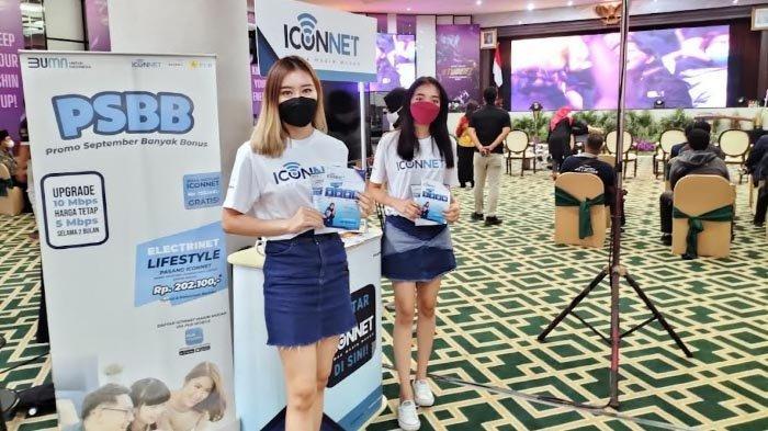 PLN Dukung Gelaran East Java Students Championship dengan Hadirkan Promo Layanan Internet Iconnet