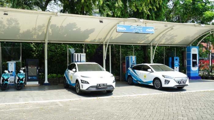 PLN Cari Mitra Usaha untuk Bangun Lebih dari 100 SPBU Kendaraan Listrik