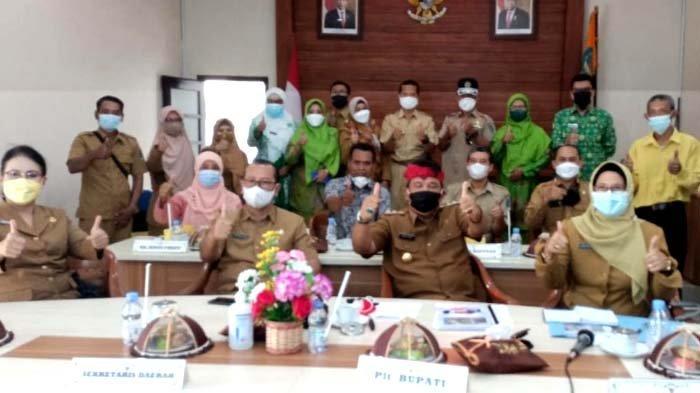 Masuk Empat Besar Jatim, Kabupaten Nganjuk Siap Ikuti STBM Award Tingkat Nasional
