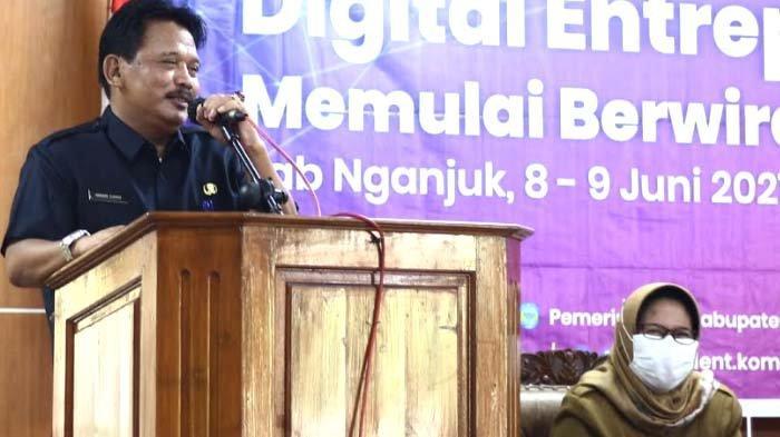 Cetak SDM Unggul lewat Digital Entrepreneurship Academy, Kemenkominfo Gelar Pelatihan di Nganjuk