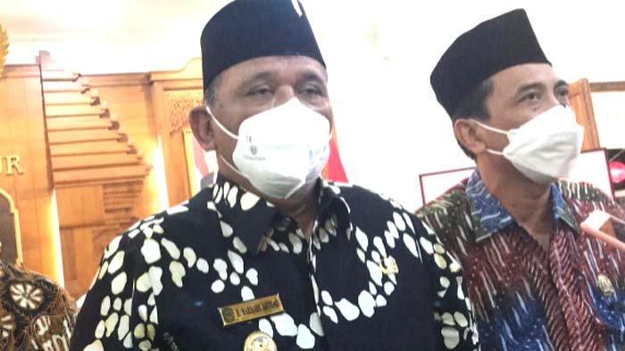 Resmi Jabat Plt Bupati Nganjuk, Marhaen Djumadi Siap Laksanakan Pesan Khusus Gubernur Khofifah