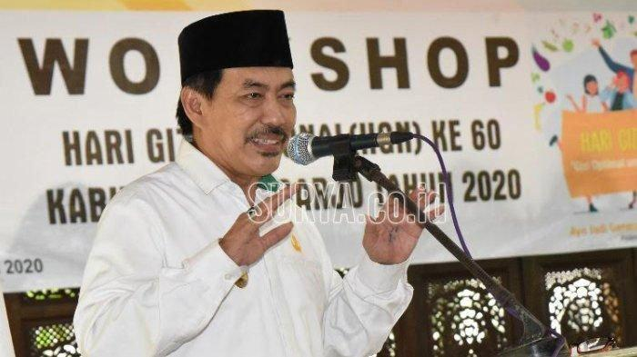 BREAKING NEWS: PLT Bupati Sidoarjo Nur Ahmad Syaifuddin atau Cak Nur Meninggal Dunia