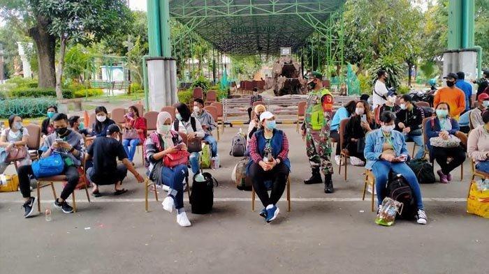 Kedatangan PMI di Bandara Juanda Nihil, Tempat Karantina di Asrama Haji Surabaya Sekarang Sepi