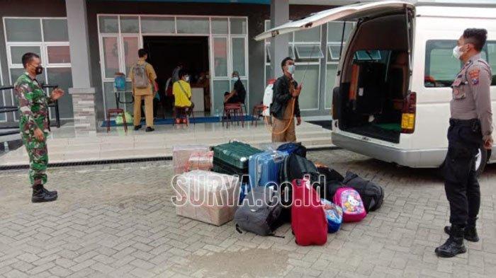 Selama Tiga Bulan, 341 PMI Asal Lamongan Pulang Kampung, 10 Orang Terkonfirmasi Positif