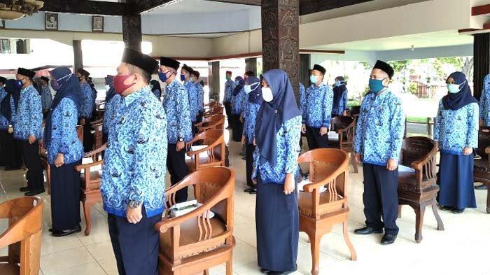 Nasib Ribuan Honorer Pemkab Nganjuk Tidak Jelas, Direkrut oleh OPD untuk Penuhi Kekurangan Tenaga